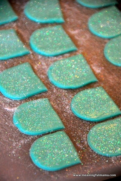 1-#mermaid party #cake #decorating-023