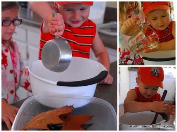1-#leaf bowl #salt dough #fall craft #autum craft