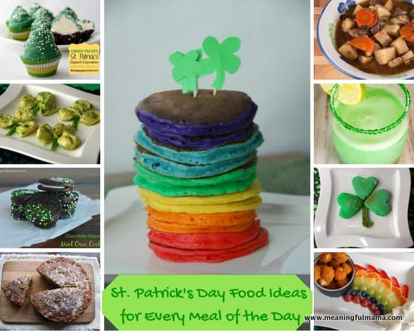 1-St. Patrick's Day Food Ideas