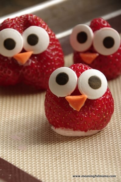 1-owl strawberries food philadelphia cream cheese spread Mar 31, 2014, 9-39 AM
