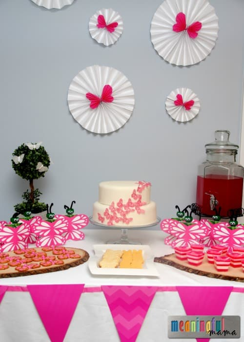 Butterfly Birthday Party Ideas - birthday party design
