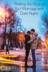 The Importance of Date Night - Facts and Ideas for your Dating your Spouse - Marriage Help