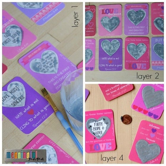 How to Make Scratch Off Tickets with Bible Verses