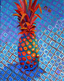Tiled Pinapple