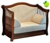 Детская кроватка-диван Funny Bears Sofa