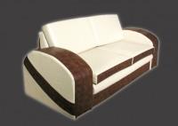 Кожаный мягкий диван Вилли