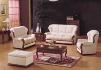 Комплект кожаной мягкой мебели Venezia (3+2+1)