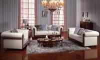 Комплект кожаной мягкой мебели Bond (3+1+1)