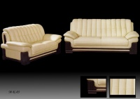 Кресло кожаное МК-05