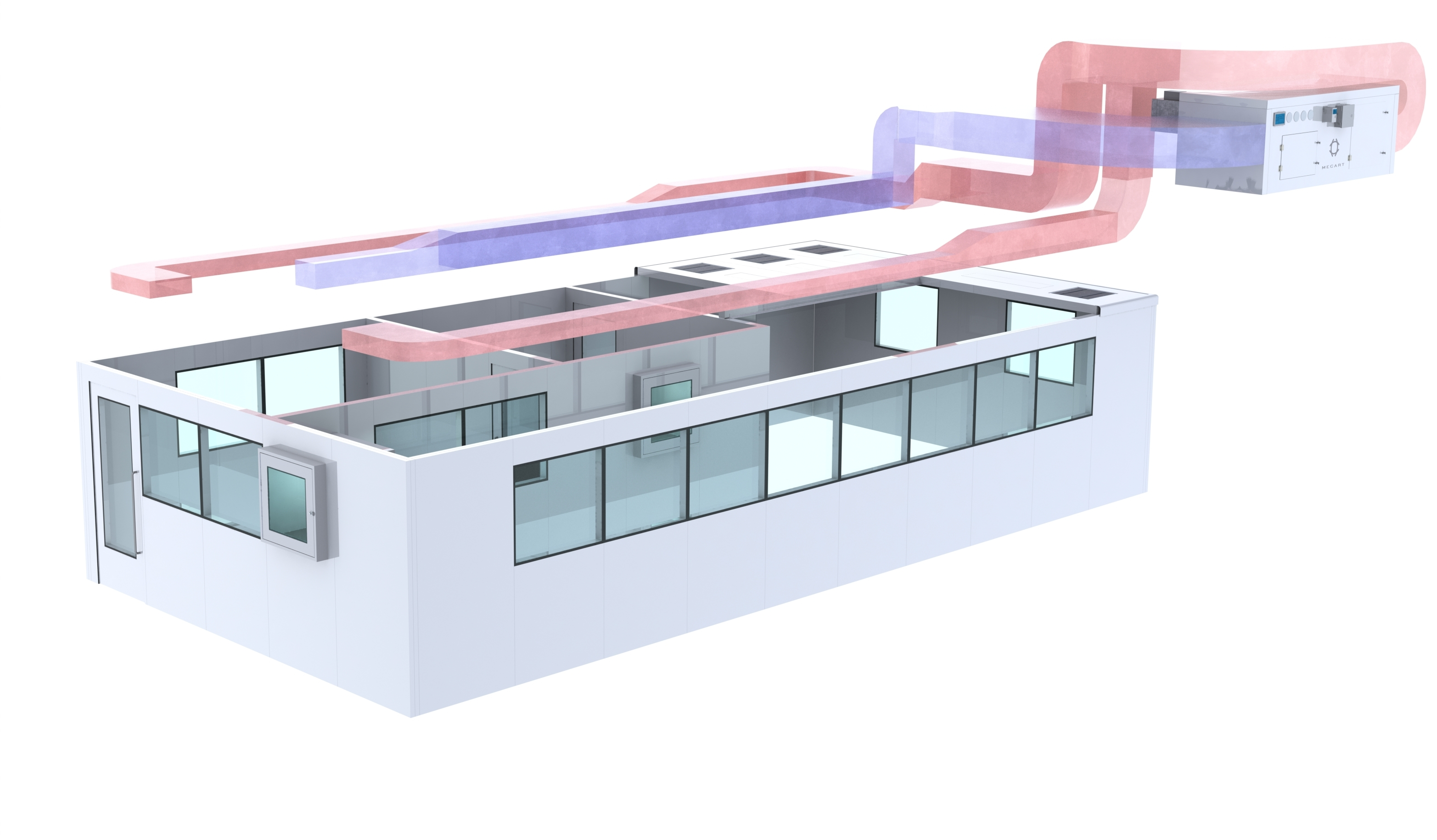 Arti Modular Hvac Systems For Cleanrooms Heating Ventilation Conditioning