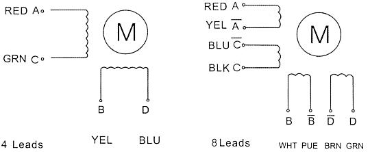 wiring diagram for motors