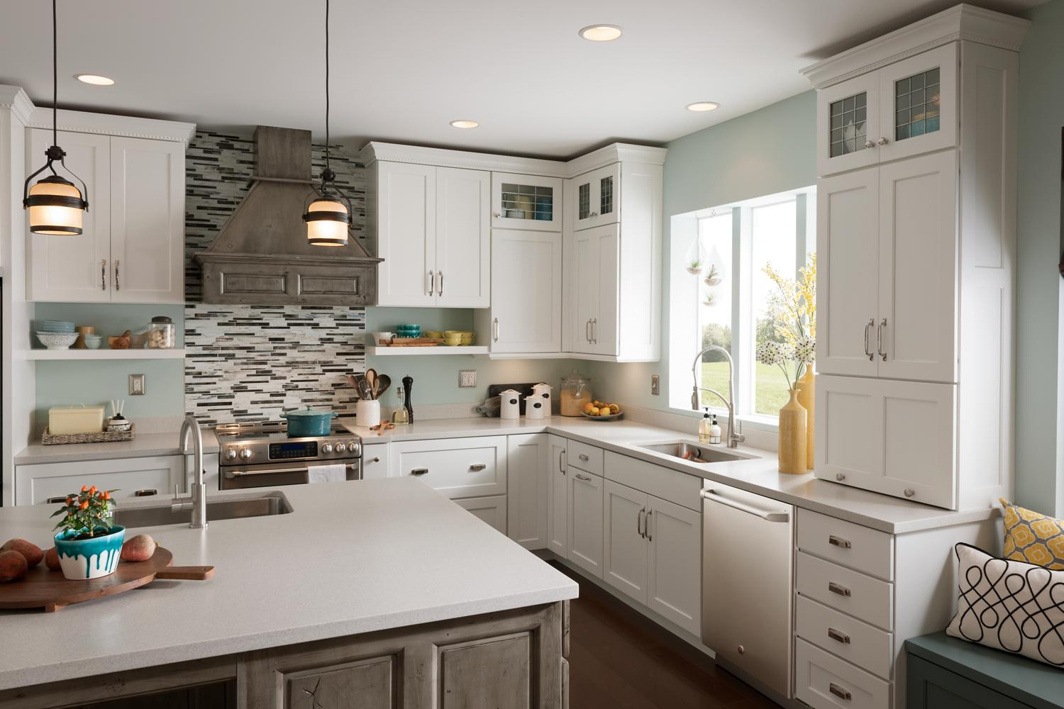 Medallion at Menards Cabinets | Kitchen and Bath Cabinetry