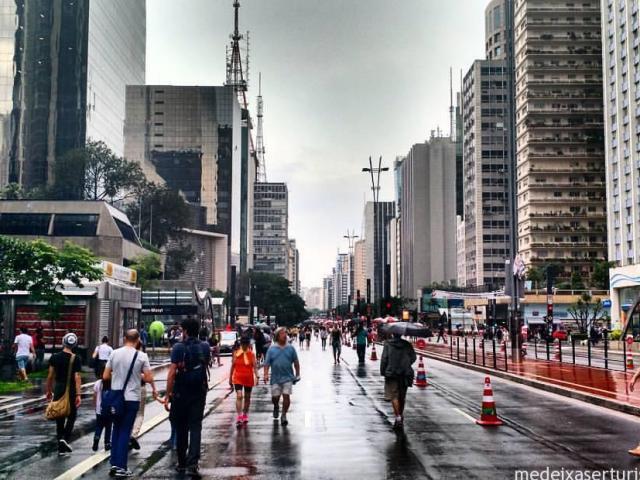 Programas para aproveitar a avenida Paulista aberta aos domingos