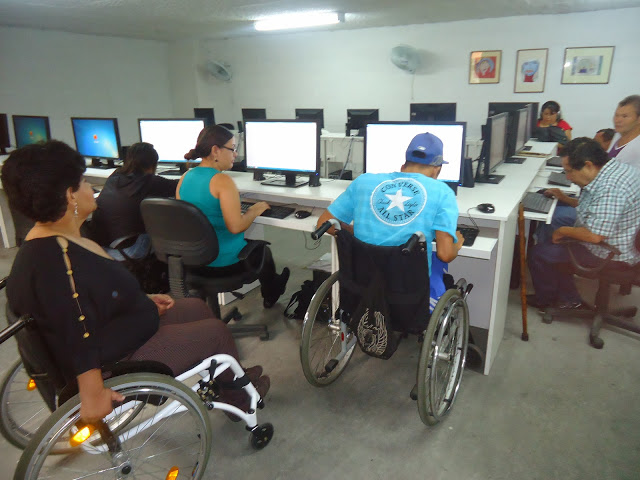 Helping people with disabilities access IT
