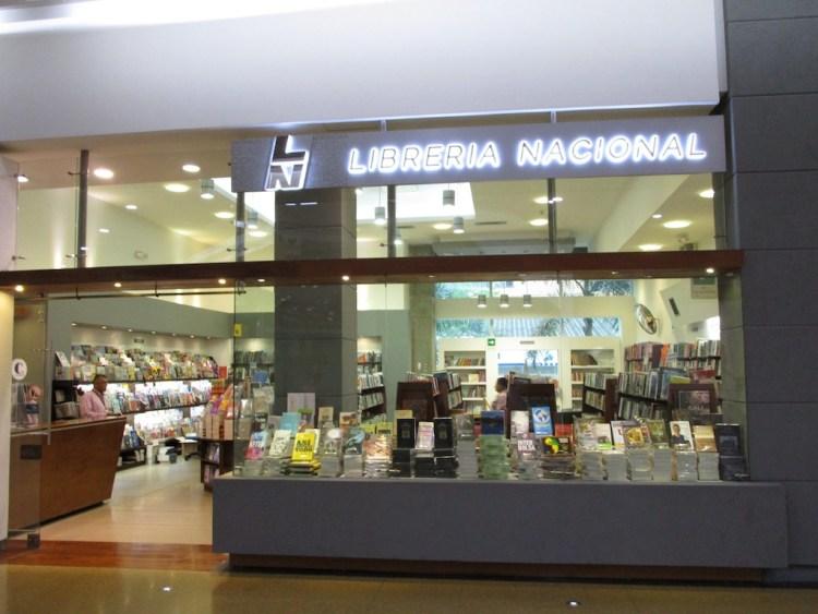 Libreria Nacional in Premium Plaza mall