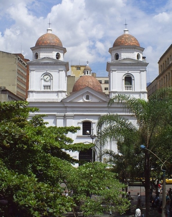 Iglesia de La Candelaria (Wikimedia by SajoR)