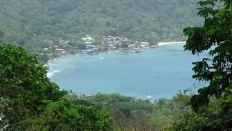 A view over Sapzurro