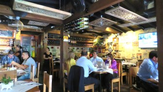 Lucio Carbon y Vino: a good steakhouse in Envigado