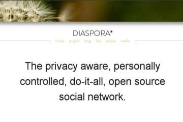 Diaspora sale a competir contra Facebook el 15 de septiembre