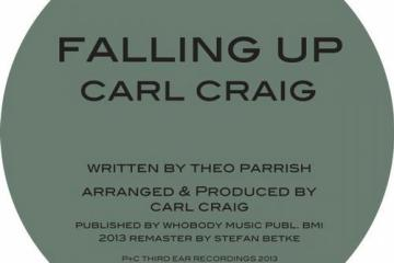 Theo Parrish y Carl Craig lanzan Falling Up (2013 Remaster)
