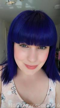 Buy Special Effects Blue Velvet Special Effects Hair Dye ...