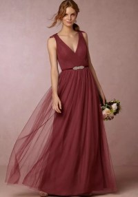 BHLDN (Bridesmaids) Pippa Dress - Rusty Rose Bridesmaid ...