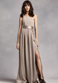 White by Vera Wang Collection Bridesmaid Dresses