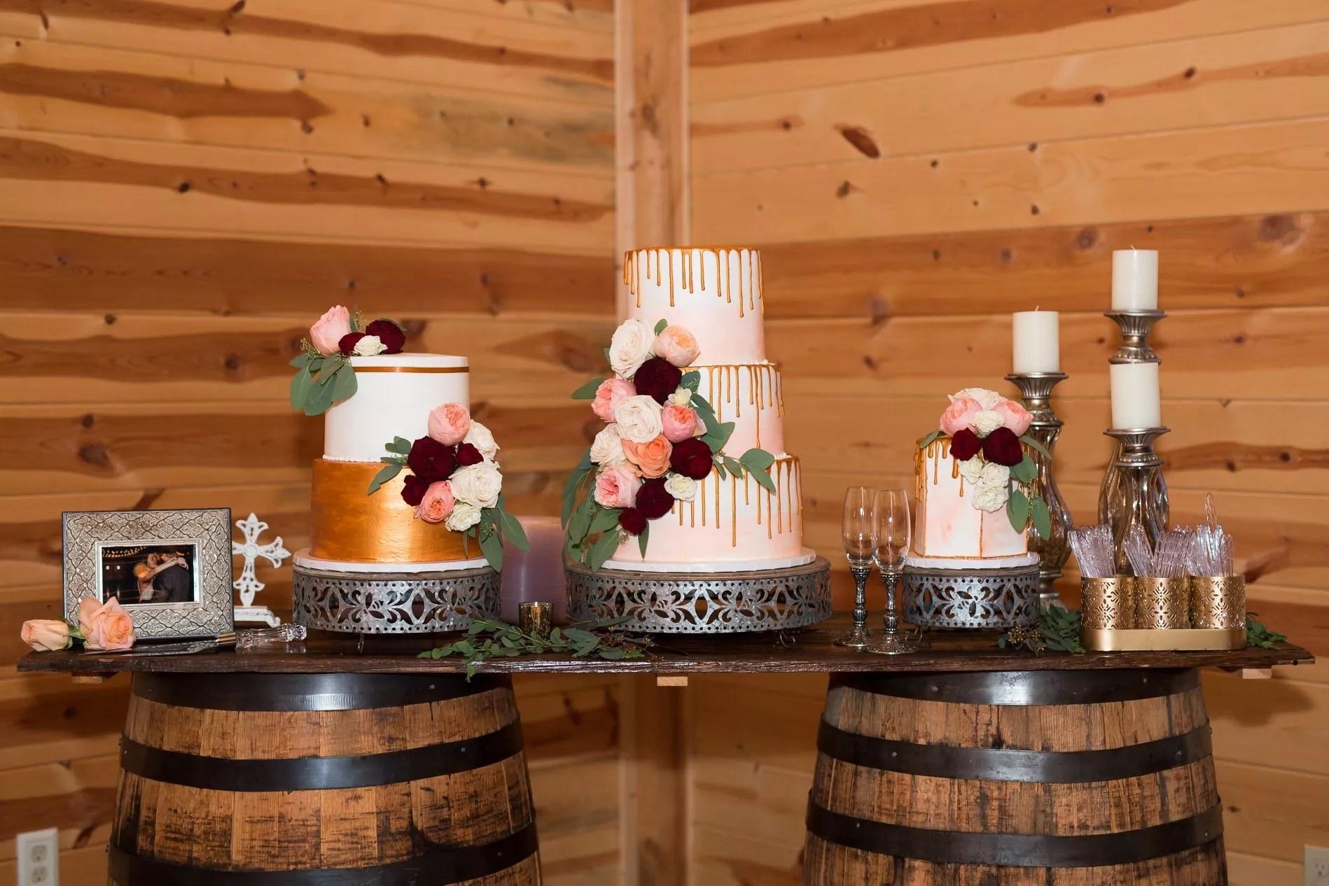 Allie39s Baking Boutique Wedding Cakes Yukon Ok