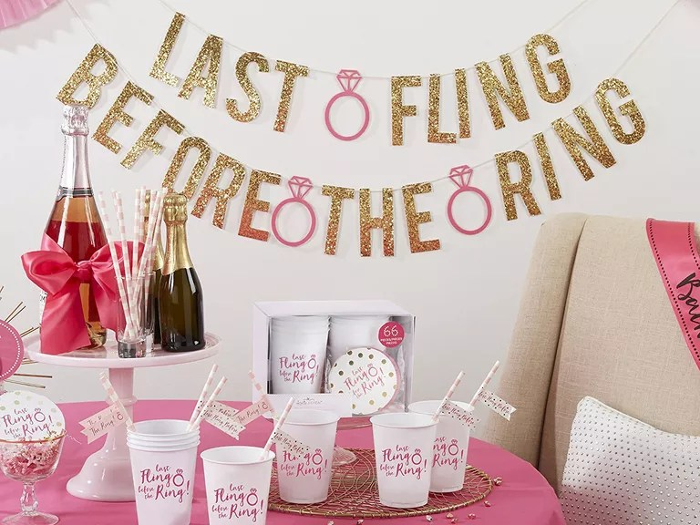 Bachelorette Decor 35 Bachelorette Party Decorations That Are Fun And Affordable
