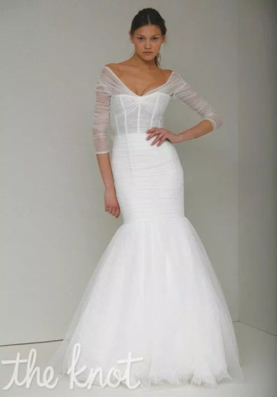 Monique Lhuillier Addie Wedding Dress - The Knot