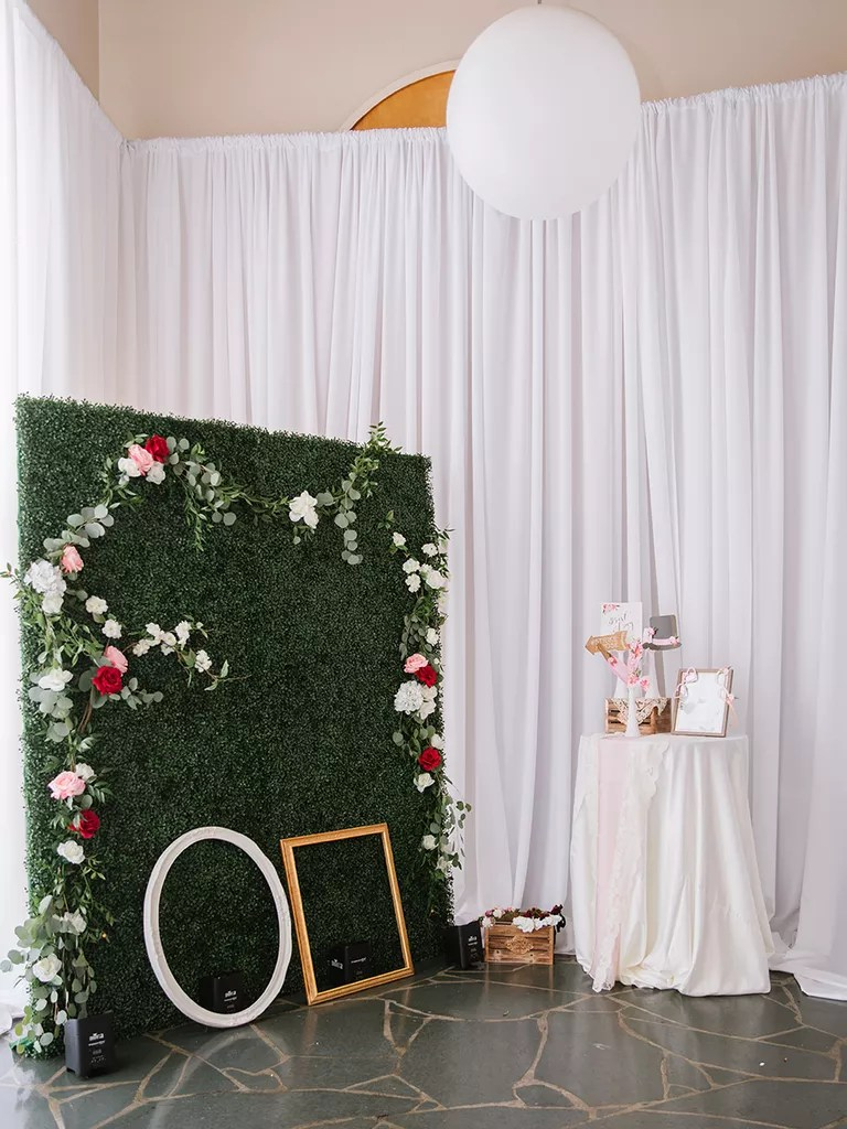 Decor Photobooth How To Make A Diy Photo Booth In 6 Easy Steps