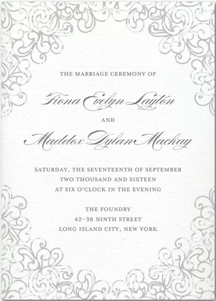 Wedding Ceremony Programs What Do You Include in a Ceremony Program?