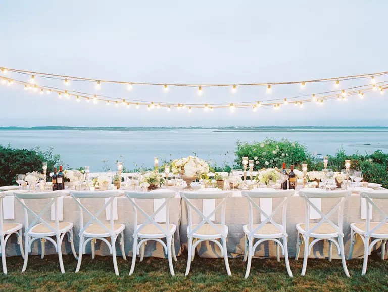 A Beautiful Proposal and Surprise Engagement Party That\u0027s So Cape Cod - surprise engagement party