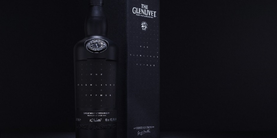 Pernod Ricard reveals cryptic design for limited edition luxury
