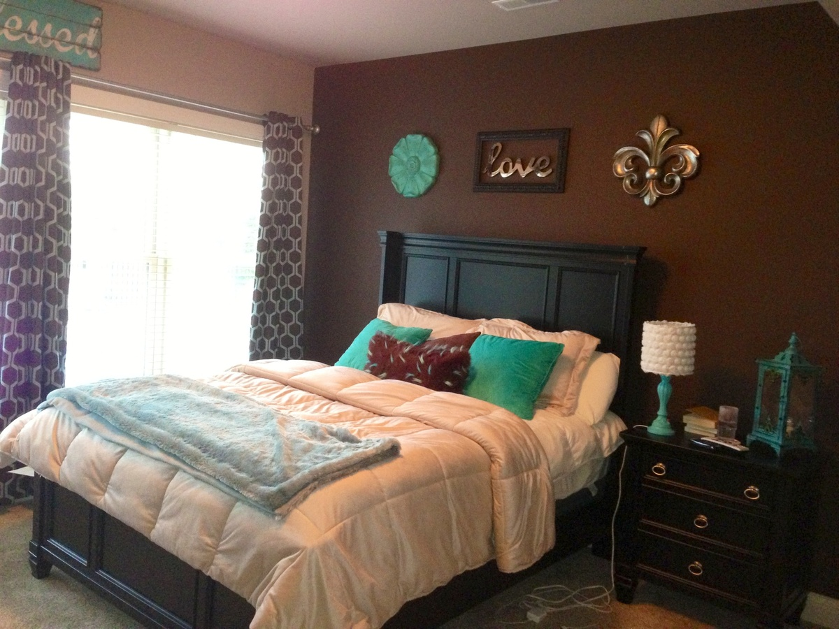 Brown And Teal Bedroom Teal Brown Bedding For The Home Pinterest Bedding