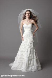 Wedding Dresses on Pinterest | Junior Bridesmaids ...