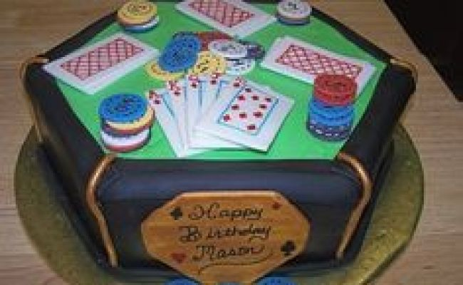 Poker Themed Cakes On Pinterest Casino Royale Themed Cakes And Crazy Cakes