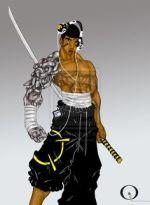 Black Ic Book Characters