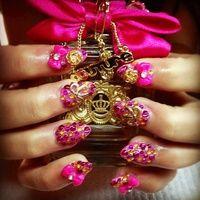 Nail Couture on Pinterest | Short Nails, Cute Nail Designs ...