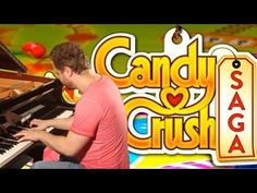 Candy Crush Theme on