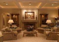 Living rooms on Pinterest | Million Dollar Homes, Beverly ...