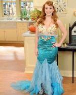 Martha Stewart Mermaid Costume