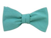 Aqua bow tie from The Tie Bar | Marvellous.Male.Fashion ...