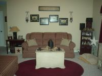 Primitive/Country Living Room | country living inside ...