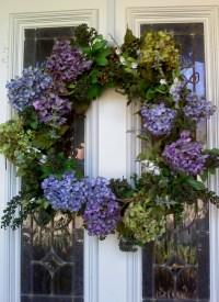 Front door wreath | Cute Crafts | Pinterest