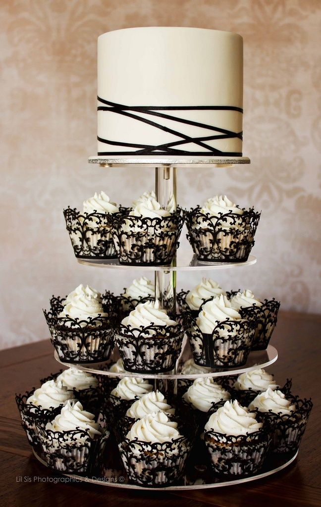 wedding cupcakes holders