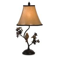 Bird Branch Table Lamp   Light the Way   Pinterest