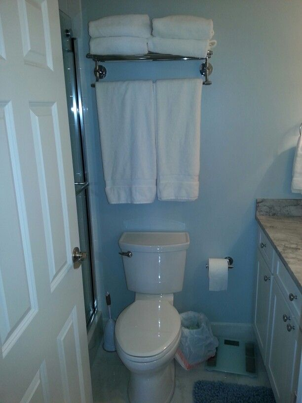 Towel Rack Over Toilet - Lovequilts