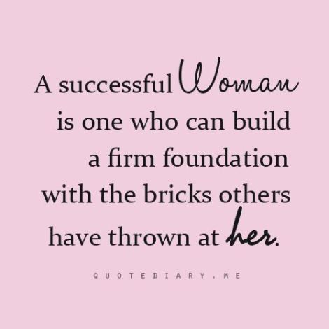 Pinterest - A Successful Woman