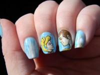 Cinderella Nails   Nails And Junk   Pinterest
